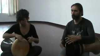 Evi Kanellou - practising in 5/4