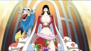 One Piece - Luffy tiene un buen corazon