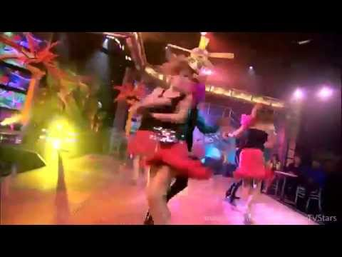 Salsa Performance from Shake It Up