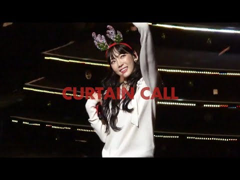 171224 태연 - CURTAIN CALL @ CHRISTMAS LIVE