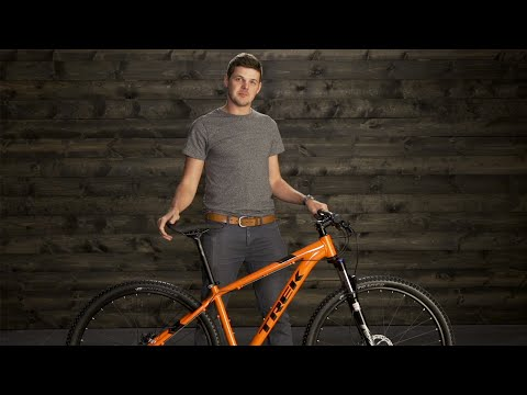video Trek Marlin 5 Hardtail Mountain Bike
