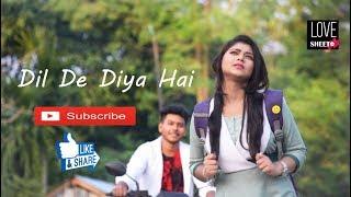 Dil De Diya Hai Jaan Tumhein Denge (Heart Touching Love Story) Latest Hindi Sad Songs,Till Watch End