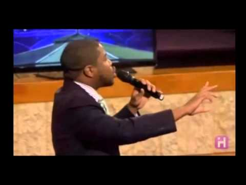 Brian Carn - Baptized with the Holy Ghost and fire