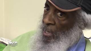 Dick Gregory Interviewed by WURD's Glenn Ellis
