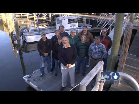 The Virginia Institute of Marine Science Congratulates NNS on 130 Years
