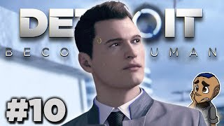 Detroit: Become Human — Part 10 Gameplay | THE NEST (SAVE HANK & HANK THEORY) | Walkthrough PS4