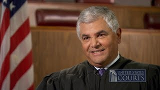 Pathways to the Bench: U.S. District Court Judge Juan Sánchez