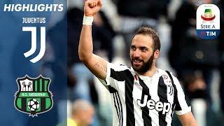 Juventus - Sassuolo 7-0 - Highlights - Giornata 23 - Serie A TIM 2017/18