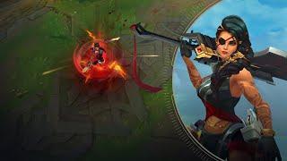 Presentación de Samira - Jugabilidad | League of Legends