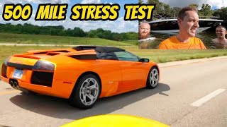 Was Buying the Cheapest Lamborghini Murcielago Roadster a Mistake? ***FEATURING WIZARD'S YACHT***