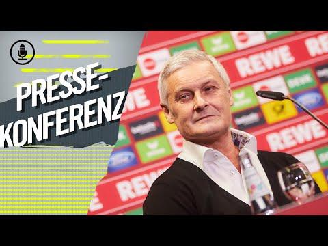 Vorstellung Armin Veh: Pressekonferenz