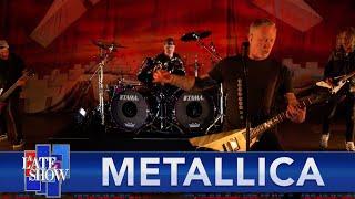 """Metallica """"Battery"""""""