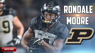 """OFFICIAL Rondale Moore Freshman Highlights 