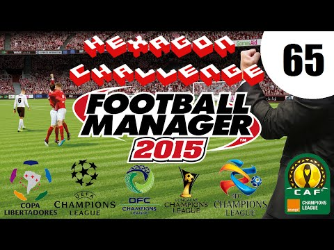 Pentagon/Hexagon Challenge - Ep. 65: UEFA CL Quarter Finals | Football Manager 2015