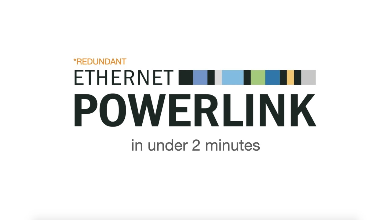 Hello B&R: Powerlink Redundancy In Under 2 Minutes