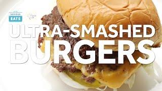 Ultra-Smashed Burgers