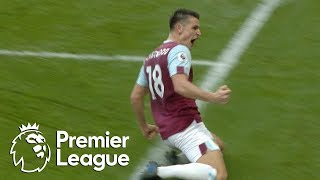 Ashley Westwood completes Burnley turnaround v. Foxes | Premier League | NBC Sports