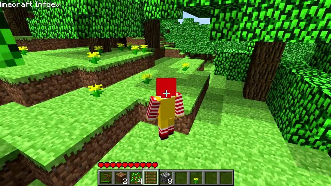 Minecraft Indev Jar