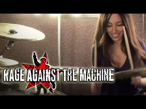 rage against the machine bulls on parade drum cover by