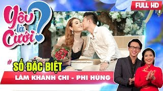 "LOVE IS MARRIAGE?| SPECIAL EPISODE| ""Transgender Queens"" Lam Khanh Chi is touched by the proposal"