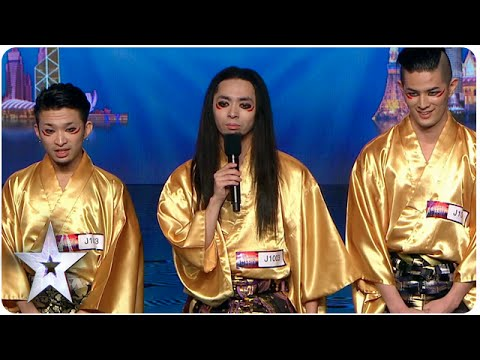 Dance Troupe Triqstar Hypnotize Judges | Asia's Got Talent Episode 4