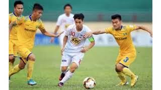 Trực tiếp bóng đá HAGL vs SLNA: Công Phượng đối đầu Phan Văn Đức | Tin Tức 24h