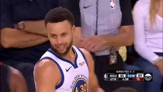 Golden State Warriors V Houston Rockets (GAME 5) 4th Quarter Minutes (middle part)