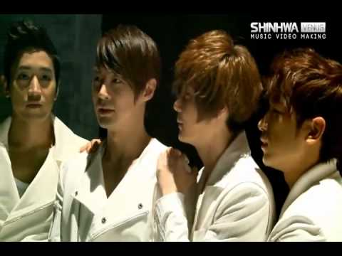Shinhwa- Venus MV - Making Cut.mp4