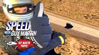 Guy's 150mph VAN in the fastest road race on the planet | Guy Martin Proper