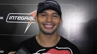 Adriano Martins, sobre estreia tranquila no UFC: