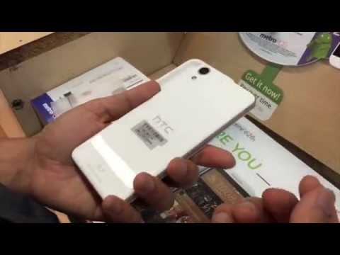 HTC Desire 626 Unboxing & Review