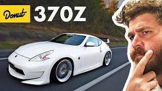 370z - Everything You Need to Know | Up To Speed