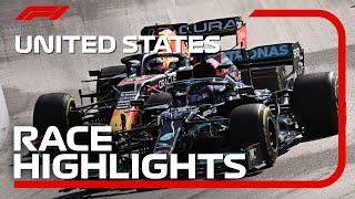 Race Highlights | 2021 United States Grand Prix