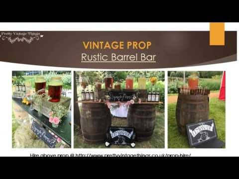 Vintage Porp Hire | Hire Catering Equipments