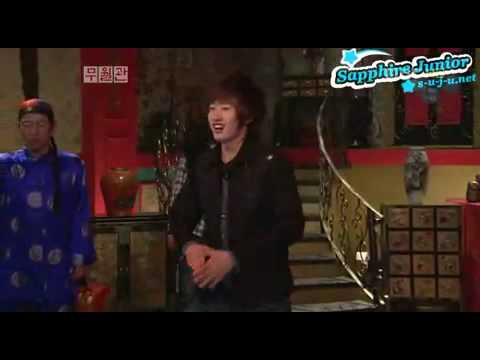 eunhyuk dance cut on some show