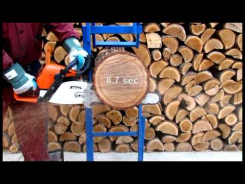 Logosol farmers m8 and stihl ms391 review