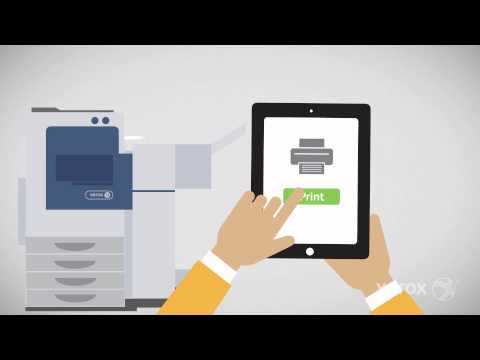 Xerox New Generation Managed Print Services