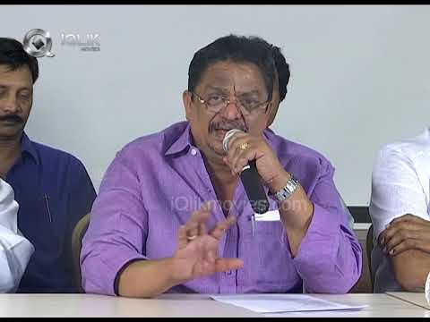 C Kalyan and Prasanna Kumar Press Meet