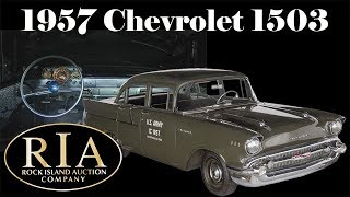 Inside the Chieftain's Hatch: Chevrolet 1503