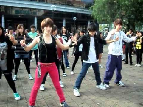 Easter Flashmob for SM Entertainment - Boy Band Mix
