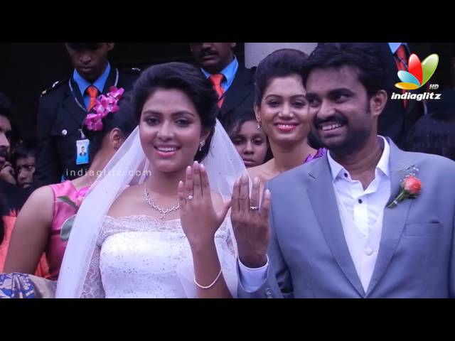 Amala Paul will continue to act after marriage I Amala Paul - Vijay Engagement Exclusive