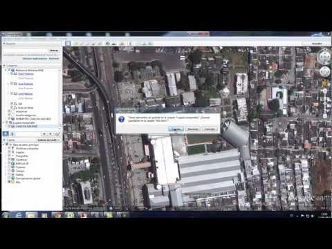 C mo exportar datos a google earth for Dwg to kmz converter