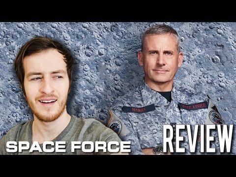 Space Force (Netflix) - Opinión / Review - Lo nuevo del creador de THE OFFICE