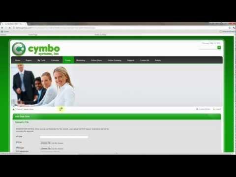 Online Real Estate Manager: Custom Virtual File Cabinet