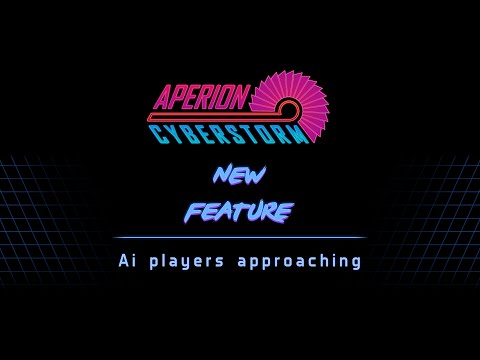 Aperion Cyberstorm [Versus mode] AI Players