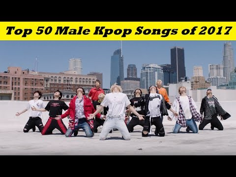 Top 50 Boy Group Songs of 2017 (So Far!)