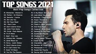 Best English Songs - Justin Bieber🍒 Ed Sheeran, Maroon 5, Adele, Rihana, Sam Smith, Taylor Swift...