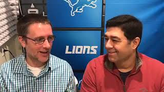 There's no way the Lions lose to the Giants, right? Our guys debate