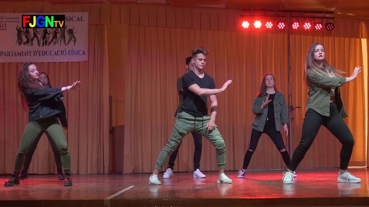 09. Mia - Bailes Educacion Fisica 2019 IES Nules