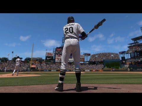 MLB The Show 19 - Colorado Rockies vs Boston Red Sox - Gameplay (PS4 HD) [1080p60FPS]